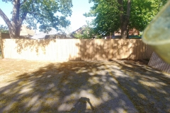 Fence-repair-rebuild-outside-view-after-
