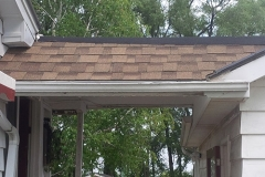 Roof Front View After