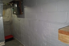 Basement Wall Painting 1