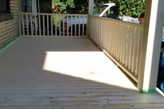 Deck Painting After 1