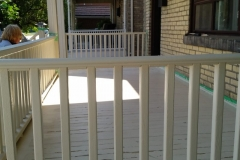 Deck Painting Before 3