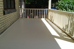 Deck Painting After 3