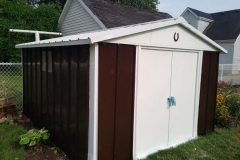 Rear Shed After 1