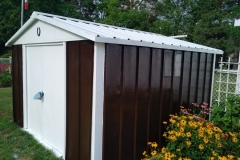 Rear Shed After