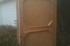 Shed Door After 1