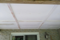Before Exterior Ceiling