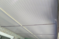 After Exterior Ceiling
