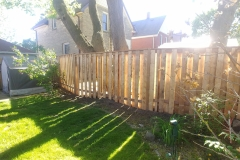 Multi-angle-fence-after
