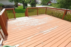 Power-wash-and-restain-deck-before-