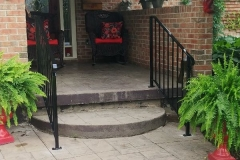 Step-1-Lakeview-Circle-W-Custom-Wrought-Iron-Railings-After-