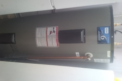 Water Heater Replacement After