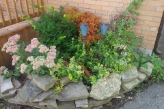 Flafstone-Garden-Wall-Before