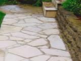 Handyman Flagstone Walkway
