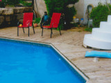 Handyman Pool Deck