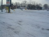 Parking Lot Salting