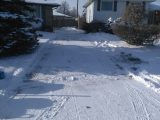 Handyman Residential Snow Removal